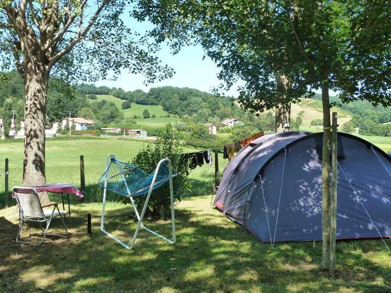 Camping goyetchea saint p e sur nivelle h bergement - Office de tourisme saint pee sur nivelle ...
